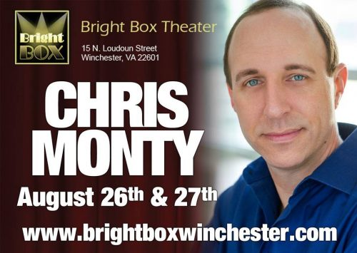 Get your tickets Winchester VA!!! standup theater goodshow