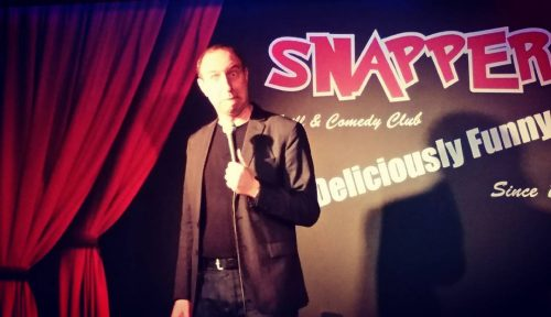 Yet another great time at SnappersComedyClub Florida comedyclub goodshow grateful