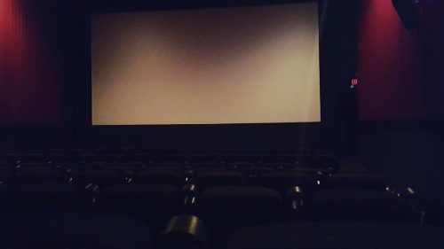 Having the entire movie theater to yourself is like havinghellip