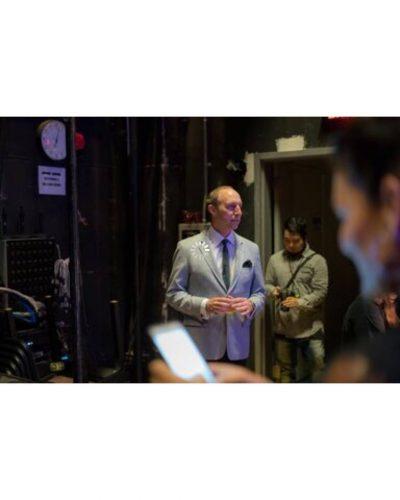Backstage mediating photo courtesy of Jason Belsky madisontheatrervc chrismonty whatstheworstthatcouldhappenhellip
