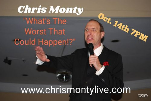 Live taping of my standup comedy special Oct 14th madisontheatrervchellip
