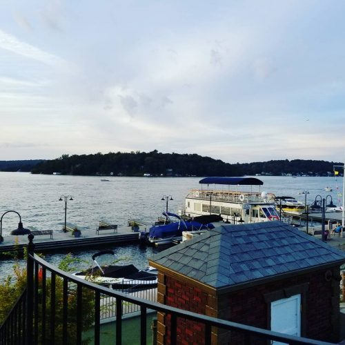 Lake Hopatcong NJ Miss Lotta cruise dinner and comedy showhellip