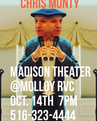 OCT 14TH tickets selling for this event madisontheatrervc rvc LongIslandhellip